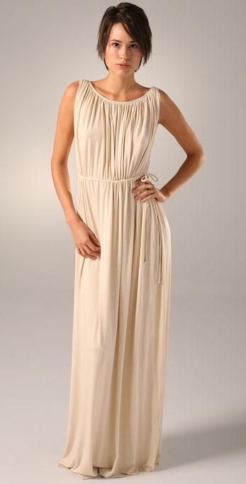 Rachel Pally Long Grecian Dress
