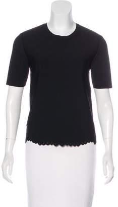 Louis Vuitton Knit Short Sleeve Top
