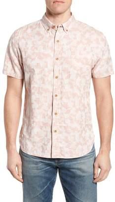 NIFTY GENIUS Truman Slim Fit Short Sleeve Sport Shirt