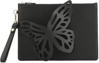 Sophia Webster Flossy Butterfly Clutch