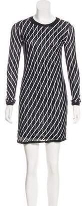 Diane von Furstenberg Knit Mini Dress