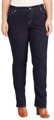 Lauren Ralph LaurenLauren Ralph Lauren Plus Slim Boot-Cut Jeans