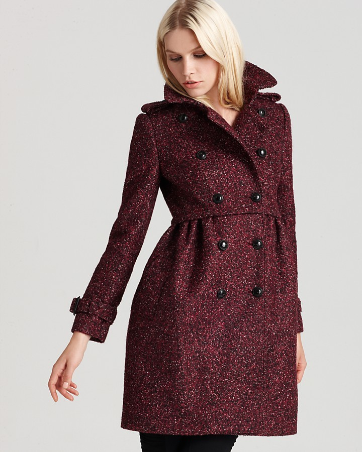 Burberry London Double Breasted Trench
