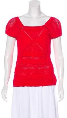 Ohne Titel Sleeveless Knit Top