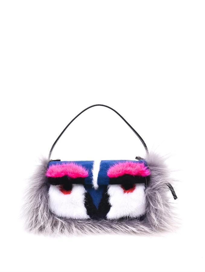Fendi Baguette mini monster bag