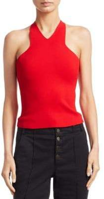 A.L.C. Adina Cross-Back Top