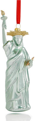 Holiday Lane Glass Statue of Liberty Ornament, Created for Macy's