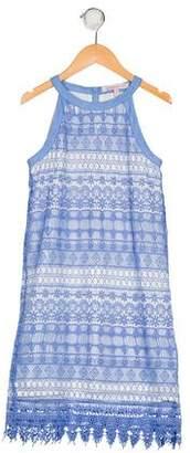 Appaman Fine Tailoring Girls' Macramé Dress