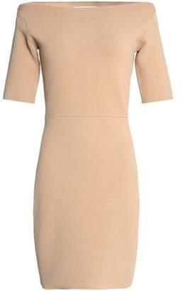 Dion Lee Cutout Stretch-Ponte Mini Dress