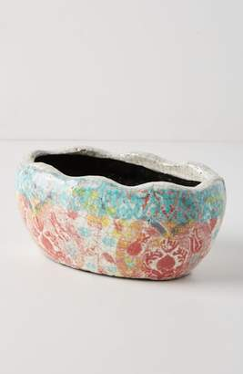 Anthropologie Bismark Garden Pot