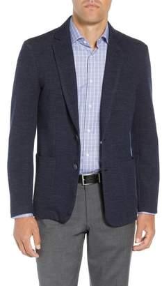 Zachary Prell Granite Regular Fit Knit Sport Coat
