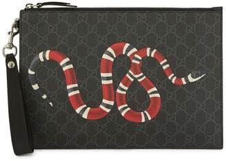 Gucci GG Kingsnake tablet cover