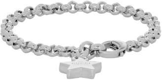 Gucci Silver Star Bracelet