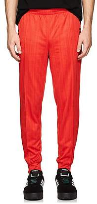 adidas by Alexander Wang Men's Graphic Jersey Track Pants - Red