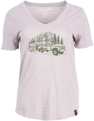 Camper United by Blue Women's Truck & Short-Sleeve Tee from Eastern Mountain Sports