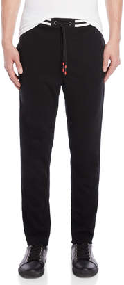 Desigual Black Drawstring Sweatpants