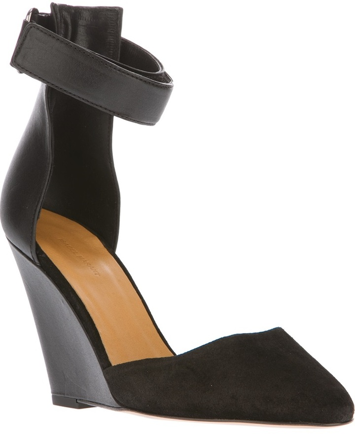 Isabel Marant wedge sandal