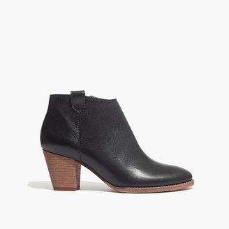 The Billie Boot in Leather $228 thestylecure.com
