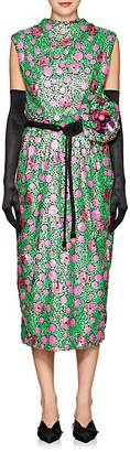 Marc Jacobs Women's Floral Sequined Dress