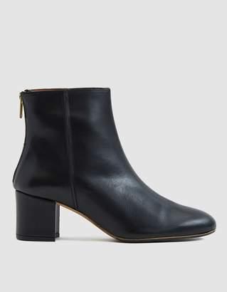 Atelier Atp Mei Ankle Boot in Black