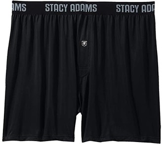 Stacy Adams Big Tall Boxer Shorts