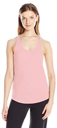 Alternative Women's Satin Jersey Shirttail Tank $5.43 thestylecure.com