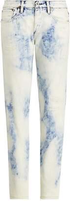 Ralph Lauren 872 Bleached-Out Straight Jean
