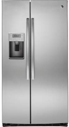 GE 25.3 cu. ft. Energy Star Side-by-Side Refrigerator