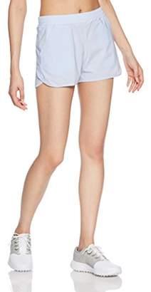 Danskin (ダンスキン) - [ダンスキン] フィットネスウェア Advance Cloth ショートパンツ DW48151 [レディース] アイシーライラック 日本 M-(日本サイズM相当)
