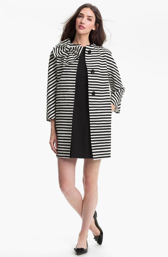 Kate Spade 'dorothy' Boxy Coat