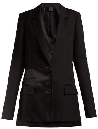 Haider Ackermann Calder Wool Blazer - Womens - Black