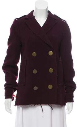 Lanvin Alpaca & Wool Jacket
