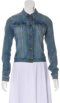 J Brand Long Sleeve Denim Jacket