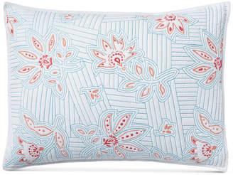 Martha Stewart Collection Stitchcraft Cotton Standard Sham
