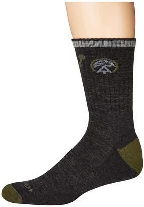 Darn Tough Vermont ATC Micro Crew Cushion Socks Men's Crew Cut Socks Shoes
