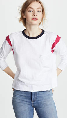 Rag & Bone Percy Long Sleeve Tee