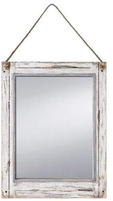 Foreside Home and Garden Rustic Mirror