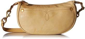 Frye Campus Small Rivet Crossbody Leather Handbag