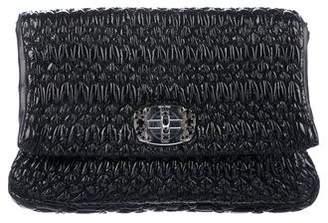 df858bdd7534 Miu Miu Oversize Matelassé Leather Clutch