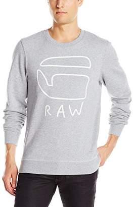 G Star Men's Okisi R Sweatshirt
