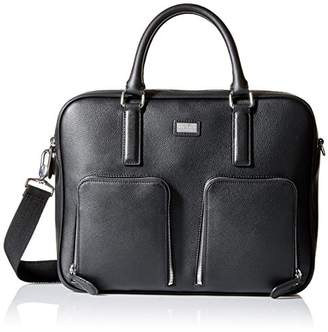 8976c212ca Leather Laptop Business Bag Mens - ShopStyle UK