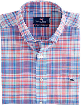 Vineyard Vines George Hill Plaid Tucker Shirt