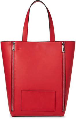 French Connection Shanghai Red Bijou Tote