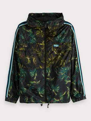 Scotch & Soda Palm Pattern Jacket