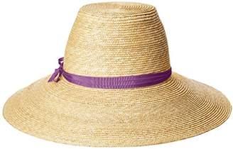 a2e01843faf Gottex Women s Cote D Azur Fine Milan Straw Sun Hat Rated