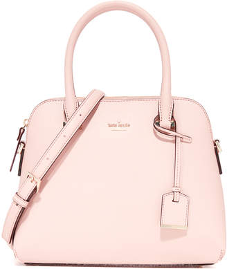 Kate Spade New York Maise Satchel $298 thestylecure.com