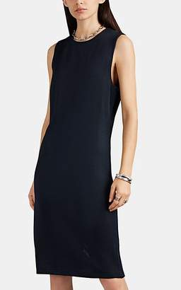Paco Rabanne Women's Keyhole-Back Sleeveless Dress - Navy