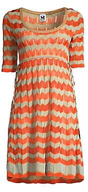 M Missoni Women's Ribbon Wave Dress