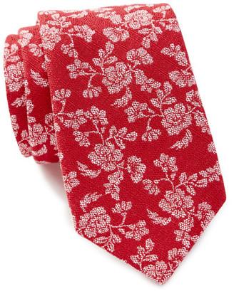 14th & Union Addax Floral Tie $14.97 thestylecure.com