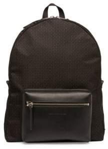 Alexander McQueen Mini Skull Leather Backpack